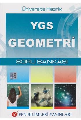 Fen Bilimleri Yayınları Ygs Geometri Soru Bankası