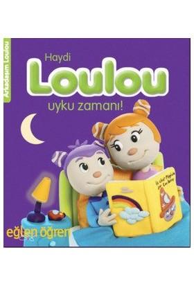 Eğlen Öğren Haydi Loulou Uyku Zamanı - Nadja