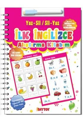 İlk İngilizce Alıştırma Kitabım