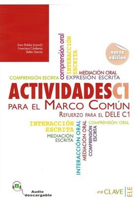 Actividades C1 Para El Marco Comun +Audio Descargable (Nueva Edicion)