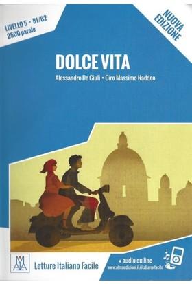 Dolce Vita +Audio Online (B1-B2) -Nuova Edizione