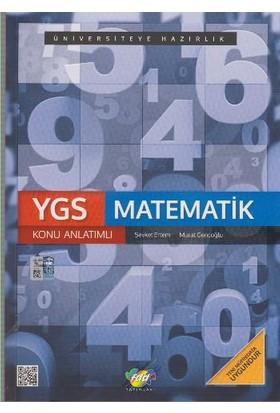 Fdd Yayınları Ygs Matematik Konu Anlatımlı - Murat Gençoğlu
