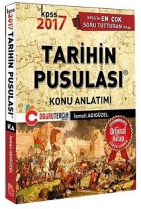 Doğru Tercih Yayınları Kpss 2017 Tarihin Pusulası Konu Anlatımı