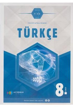 Antrenman Yayıncılık 8. Sınıf Türkçe