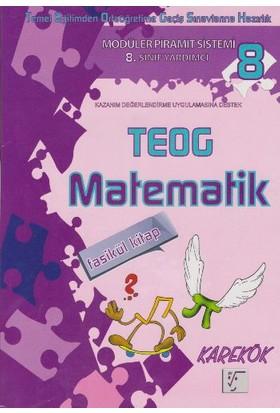 Karekök Yayınları 8. Sınıf Teog Matematik Konu Anlatımlı Fasikül Kitap