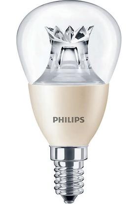 MAS LEDlustre DT 4-25W E14 P48 CL2700-2200K Günışığı LED Ampul