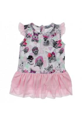 Modakids Bambaki Kız Bebek Elbise 013-0089-021