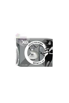 Xo Silver Bayan Parfüm Set 100Ml Edt + 125Ml Deodorant