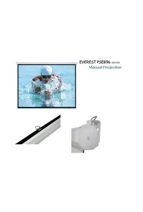Everest Pseb96 180X180 Storlu Projeksiyon Perdesi