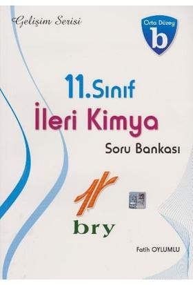 Birey Eğitim Yayıncılık 11. Sınıf İleri Kimya Soru Bankası - Orta Düzey B