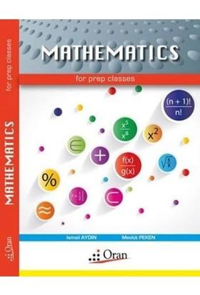 Oran Yayıncılık Mathematics For Prep Classes