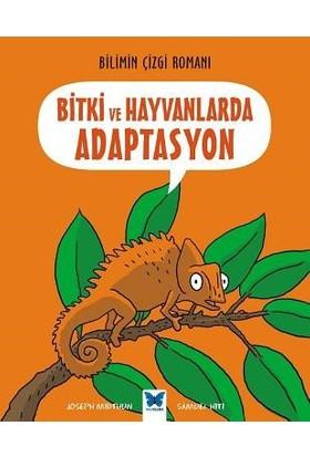 Bilimin Çizgi Romanı: Bitki Ve Hayvanlarda Adaptasyon
