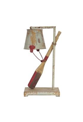 Kürek&Kova Figürlü Masa Lambası