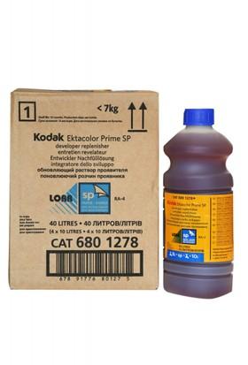 Kodak 6801278 4x10L Devloper-Lorr Banyo-Kart 1