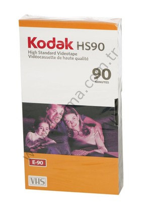 Kodak HS90 Video Kaseti