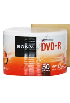 Sony DVD-R 50 Shirink (1 Paket)
