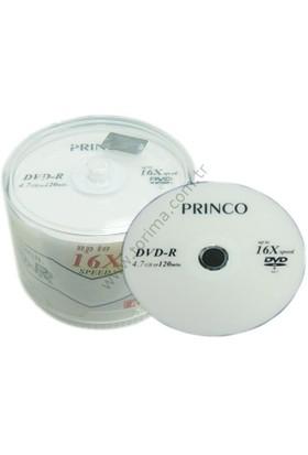 Princo Dvd-R 4.7 Gb Cace Box (1 Paket)