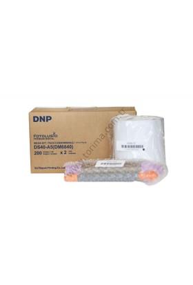 DNP Ds-40 6x8 400 Prints