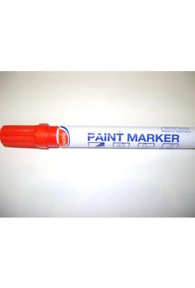 Noki Paint Marker Çıkmayan Yağ Bazlı Kırmızı