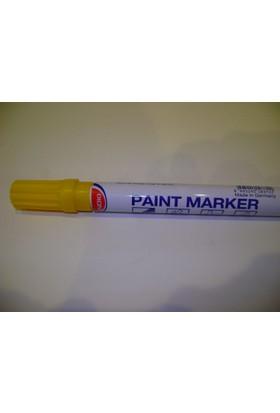 Noki Paint Marker Çıkmayan Yağ Bazlı Civciv Sarısı