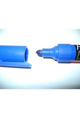 Beyaz Tahta Kalemi Doldurulabilir Mavi