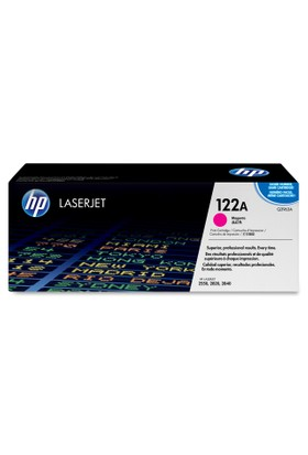 HP 122A / Q3963A / 2820 / 2840 / 2550 / Q3960A Kırmızı Orjinal Toner