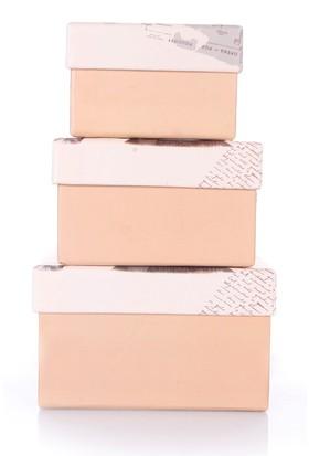 3'lü Set Karton Kutu