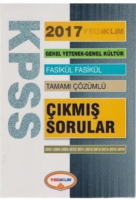 Yediiklim Kpss Genel Yenek Genel Kültür Tamamı Çözümlü Çıkmış Sorular 2017