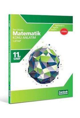 11.Sınıf Yes İleri Düzey Matematik Konu Anlatım