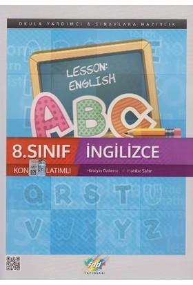 8.Sınıf İngilizce Konu Anlatım Fdd Yayınları