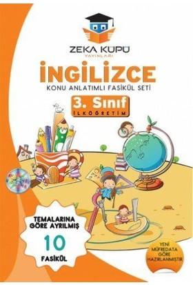 Zeka Küpü Yayınları 3. Sınıf İngilizce Konu Anlatımlı Soru Bankası