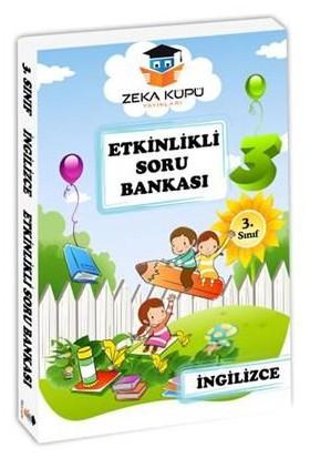 Zeka Küpü Yayınları 3. Sınıf İngilizce Soru Bankası