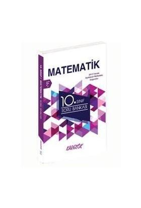 Karekök Yayınları 10.Sınıf Matematik Soru Bankası - Saadet Çakır