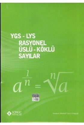 Sonuç Yayınları Ygs Lys Rasyonel Üslü Köklü Sayılar