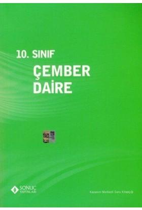 Sonuç Yayınları 10. Sınıf Geometri Çember Daire