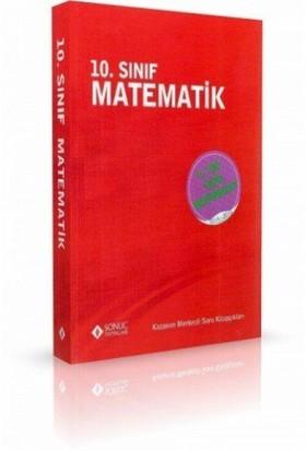 Sonuç Yayınları 10. Sınıf Matematik