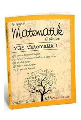 Metin Yayınları Ygs Matematik 1 Fasikülleri