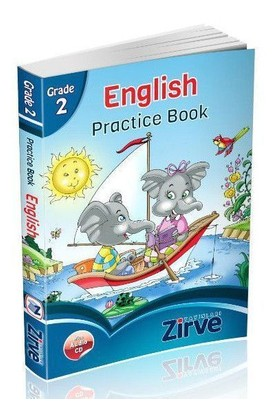 Zirve 2.Sınıf English Student'S Book Cd'Li