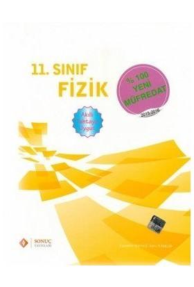 Sonuç Yayınları 11. Sınıf Fizik Set