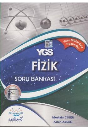 Endemik Yayınları Ygs Fizik Soru Bankası (2017)