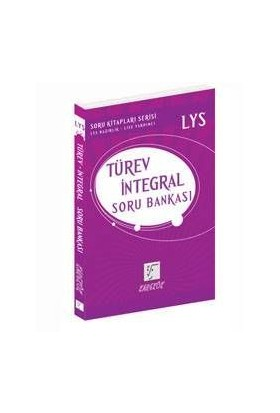 Karekök Yayınları Lys Türev İntegral Soru Bankası - Saadet Çakır