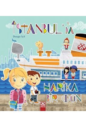 İstanbul'Da Harika Bir Gün - Duygu İçil