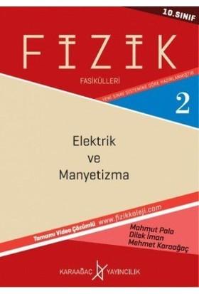 Karaağaç Yayınları 10. Sınıf Fizik Fasikülleri 2