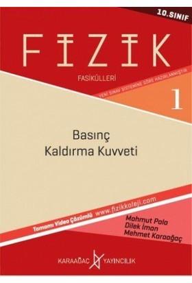 Karaağaç Yayınları 10. Sınıf Fizik Fasikülleri 1