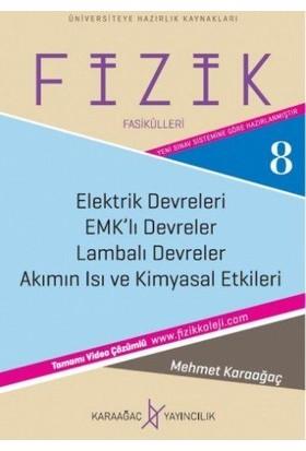 Karaağaç Yayınları Adım Adım Fizik Fasikülleri 3