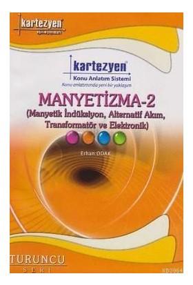 Kartezyen Fizik Manyetizma 2 Turuncu Seri