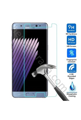Case 4U Samsung Galaxy Note Fan Edition FE / Note 7 Cam Ekran Koruyucu