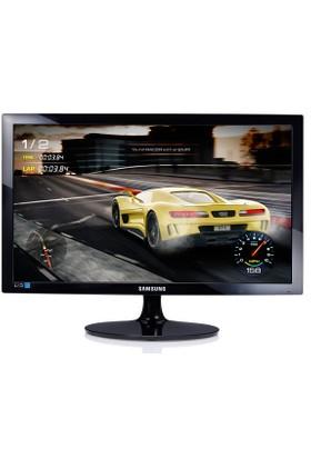 "Samsung LS24D330HSX/UF 24"" 1ms (Analog+HDMI) Full HD Monitör"