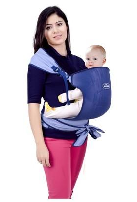 Sevi Bebe Bel Destekli Pratik Yanguru Lacivert