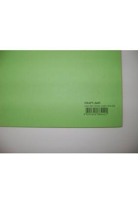 Umix Craft & Arts Fon Kartonu 160Gr 50*70Cm Çimen Yeşil
